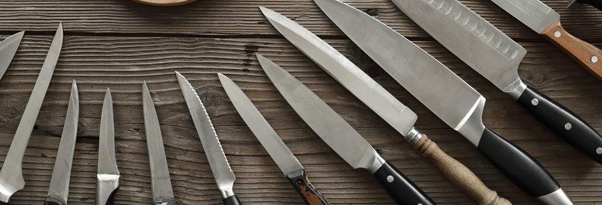 Boutique de couteaux